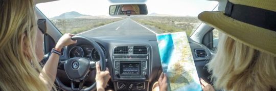 Come girare a Fuerteventura