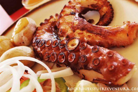 Cosa e dove mangiare a Fuerteventura