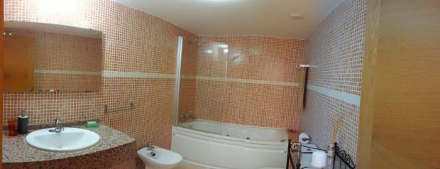 chalet con bagno privato e jacuzzi