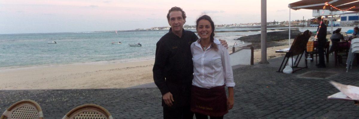 Lavorare a Fuerteventura cameriere