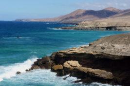 Le spiagge gemelle di Vigocho e Garcey