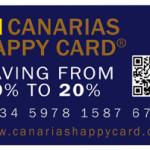 sconti canarias happy card