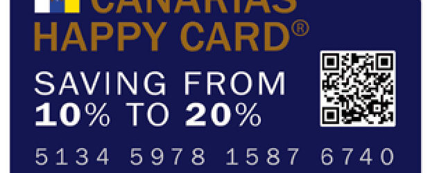sconti canarias happy card