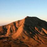 montagna sacra Fuerteventura