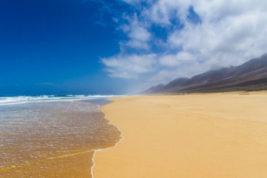 Cofete, la più bella ed affascinante spiaggia di Fuerteventura