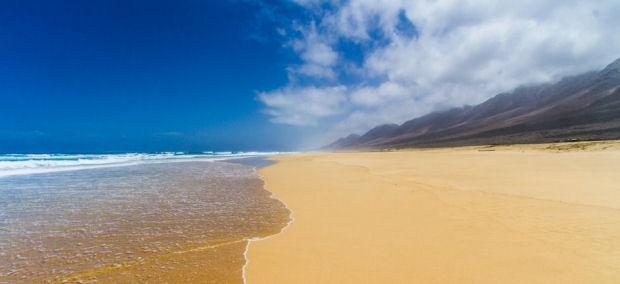 spiaggia di Cofete