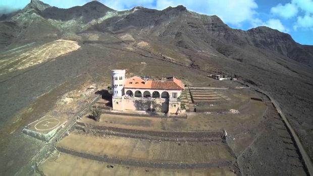 Misteri Fuerteventura cofete