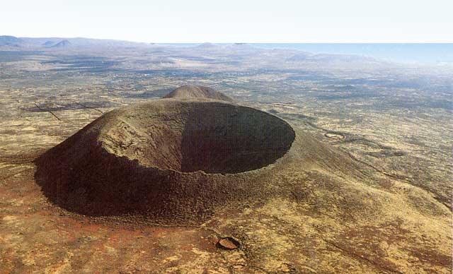 fuerteventura vulcani